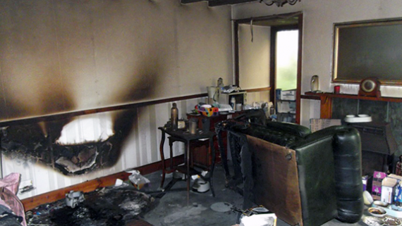 Sydney Fire Damage Cleaning Services
