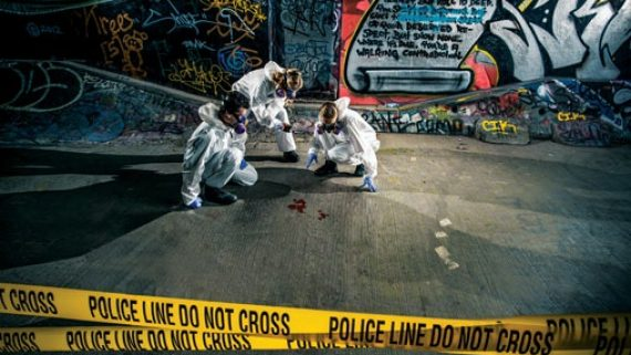 Crime Scene Cleaning Services
